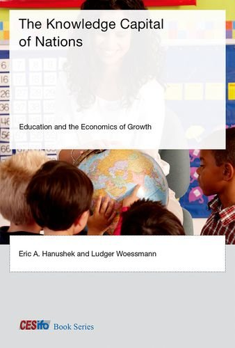 Compare Textbook Prices for The Knowledge Capital of Nations: Education and the Economics of Growth CESifo Book Series  ISBN 9780262029179 by Hanushek, Eric A.,Woessmann, Ludger