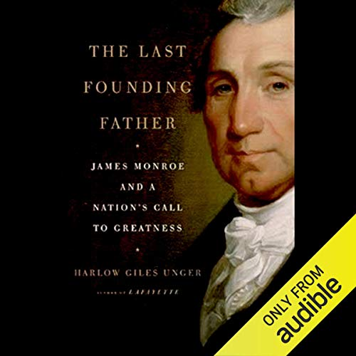 The Last Founding Father audiobook cover art