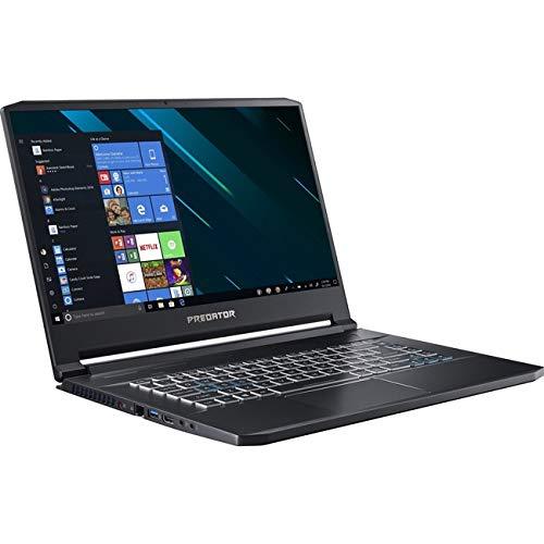 "Acer Predator Triton 500 15.6"" 1920 x 1080 144 Hz Core i7-9750H 2.6 GHz 16 GB Memory 512 GB Storage Laptop"
