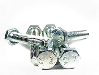 pernos de brida de cruz hexagonal de hierro con almohadilla pernos de brida-Fondo plano M4x10 * 100 piezas Tornillos de brida hexagonal de fondo plano//cruz de flores M4M5M6M8