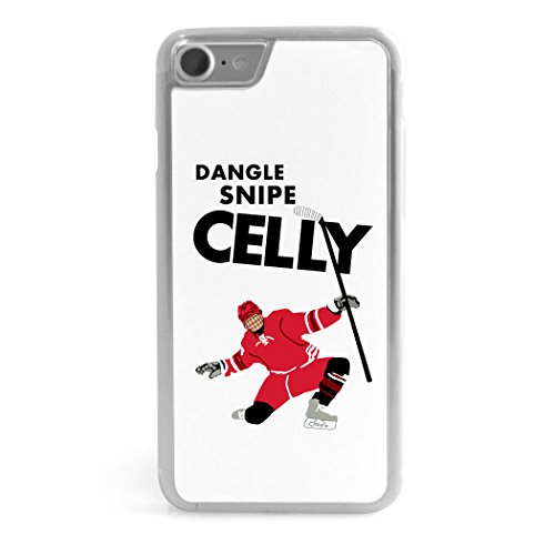 Hockey iPhone 7/8 Case | Dangle Snipe Celly | Red