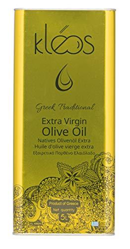 Kleos Kalamata Natives Olivenöl Extra 5 liter (ernte 2020/21)
