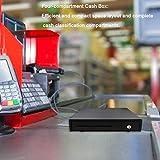 WXGY Geldkassette mit vier Gittern, für Supermärkte, Geschäfte, etc. (335 368 80 mm) wunderbar