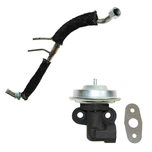 1A Auto Emissions EGR Tube and Valve for 97-00 Ford Truck Expedition V8 4.6L F150 F250