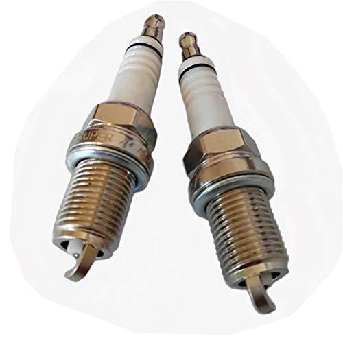 YSDHE Coche Iridium Alloy Spark Plug Iridium Glow Plugs Velas Encendido para Cruze Aveo 1.8L 1.6L 2H0 LDE Eengin