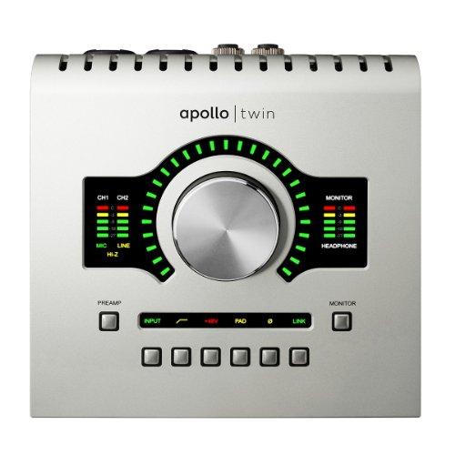 Apollo Twin Duo USB Scheda Audio USB 3.0