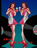 Pin Up Music Notebook...
