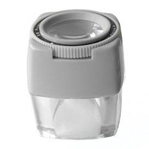 MJJEsports Draagbare 8X Focusing Verstelbare Desktop Vergrootglas Sieraden Reparatie Vergrootglas