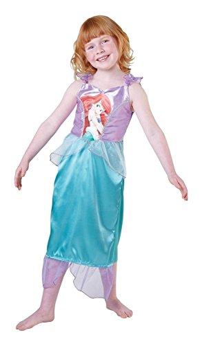 Disfraz infantil de La Sirenita Ariel de Disney Nixe
