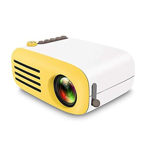 Teepao Vidéo Projecteur Projecteur - 1080P Full HD Mini - Multimédia...