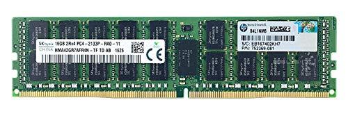 Hynix 16Gb (1X16gb) DDR4 PC4-17000 2133Mhz Ecc Registered Server Memory Model HMA42GR7AFR4N-TF