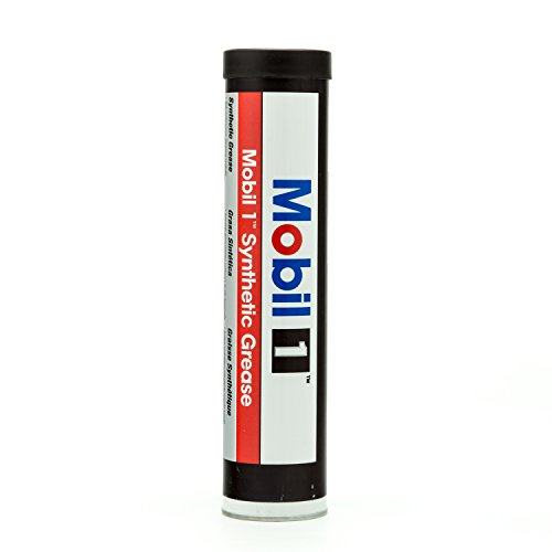 Mobil 1 Synthetic Grease, Auto, 12.5 oz.