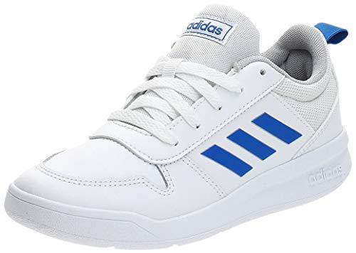 adidas Altarun Cf K, Unisex-Kinder Hallenschuhe, Weiß (Blanco 000), 38 EU