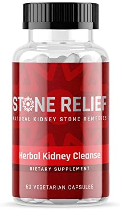 CLEANSE Pass Kidney Stones Fast Painless Herbal Capsules product image