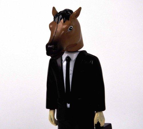 Accoutrements–Creepy Horse Man Armaturenbrett Wiggler 15,2cm Vinyl Figur