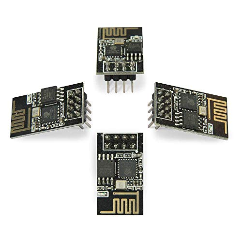 SumoLink 4Pcs ESP8266 ESP-01S Serial Wifi Wireless Module Compatible with Arduino