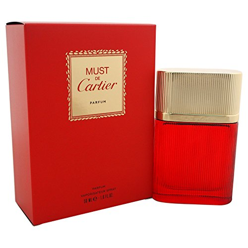 Cartier, Must De Cartier Parfum Vapo, 1er Pack (1 x 50 ml)