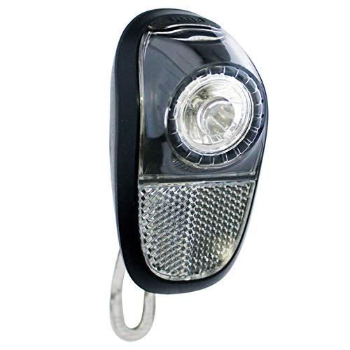 Union koplamp Mobile led voor naafdynamo aan/uit zwart