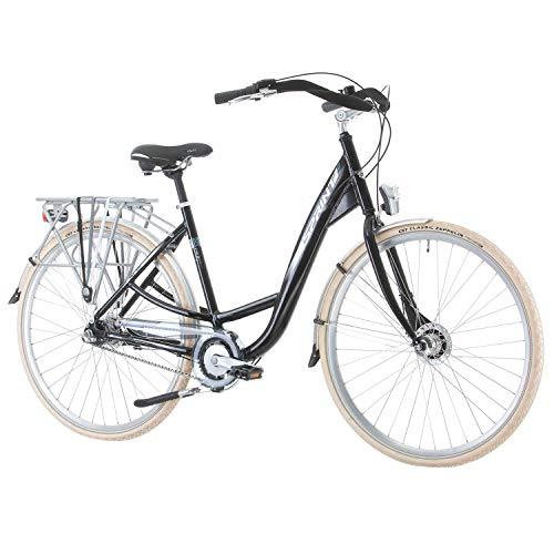 BIKE SPORT LIVE ACTIVE Bikesport Rimini Bicicleta Ruedas de 28 480 mm Hombre Shimano 6 velocidades