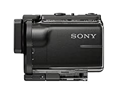Best Action Cam With Image Stabilization - Sony HDRAS50/B