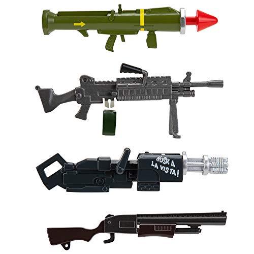 Fortnite FNT0110 - Set di armi leggendarie serie S1, 8 anni+