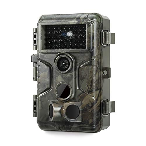 GardePro A3S Wildlife Camera 24MP 1080P, Trail Camera with H.264 Video, Next-Gen...