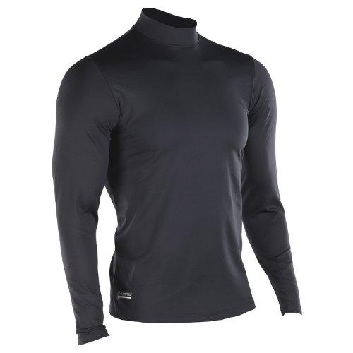 Under Armour Herren ColdGear Infrared Tactical Long Sleeve Top XXXL schwarz/schwarz
