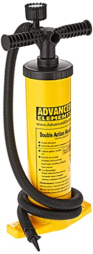 Advanced Elements Double Action Pump with Pressure Guage