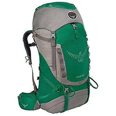 Osprey Packs Women's Viva 50 Backpack, Sea Green