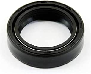 AVX Shaft Oil Seal TC 16x30x4.5 Rubber Covered Double Lip With Garter Spring
