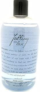 philosophy falling in love body spritz