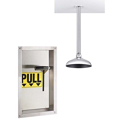 Save %37 Now! Speakman SE-238 Lifesaver Ceiling-Mounted Vertical Emergency Shower