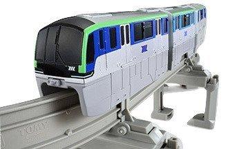 TOMY プラレール限定車両 東京モノレール10000形セット