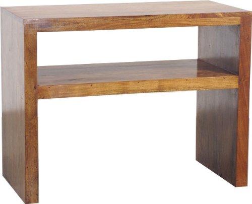 Guru-Shop TV-video-plank, Klein Dressoir, TV-tafel - Model 6, Bruin, 70x90x45 cm, Boeken-Wandplanken