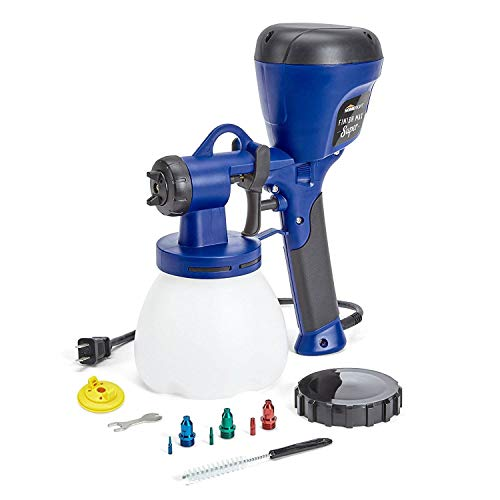 HomeRight C800971.A Super Finish Max Extra Power Painter, Home Sprayer HVLP Spray Gun for Painting...