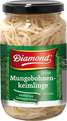DIAMOND Mungobohnenkeimlinge fein 6er Pack (6 x 330 g)