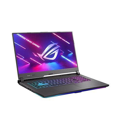 """ROG STRIX G17 G713QM 17,3"""" IPS LED FHD 144 HZ, AMD R7-5800H, 16 GB, SSD 512GB, NVIDIA RTX3060 6GB, WINDOWS 10, WIFI 6, TAST.RETR.RGB"""
