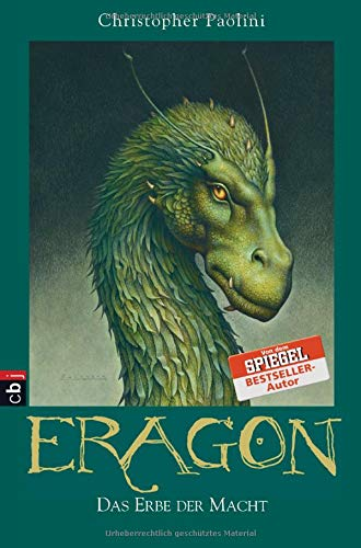 Eragon – Das Erbe der Macht: Eragon 4 (Eragon - Die Einzelbände, Band 4)