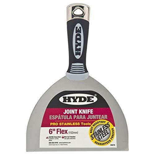 HYDE 06878 Joint Knife,Flexible, 6