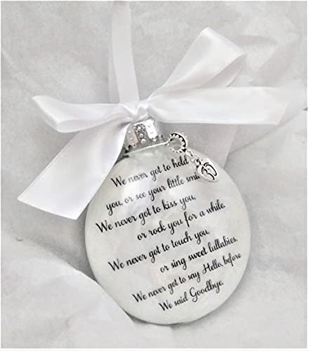 Miscarriage Memorial Ornament