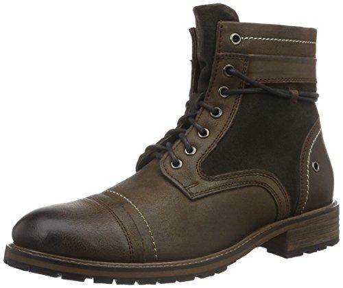XTI Herren 45704 Chelsea Boots, Braun (Brown), 44 EU