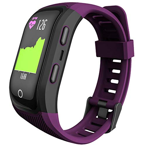 Smartwatch Damen Fitness Armbanduhr Mit Vollem Touch Screen wasserdichte IP67 Eignungs TäTigkeits Verfolger Impuls UhrenMit KalorienzäHler Schlaf Monitor für Frauen MäNner Kompatibel mit IOS Android