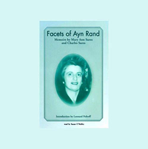 Facets of Ayn Rand  cover art