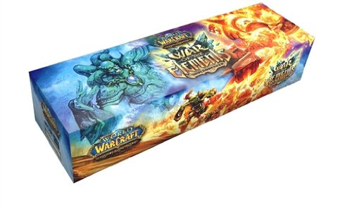 World of Warcraft TCG 01096 - Upper Deck - WoW War of the Elements Epic Collection