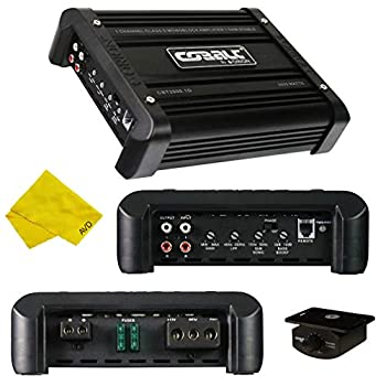 Orion Cobalt Monoblock Amplifier – Class D Amplifier 1000W RMS 2000W Max Car Electronics Car Audio Stereo Subwoofer 1 Ohm Stable Bass Boost MOSFET Full Range Amplifier for Car Speakers Sub Amp