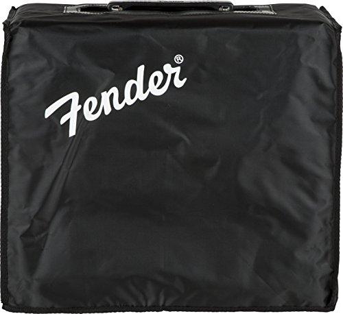 Fender® »BLUES JUNIOR™ AMPLIFIER COVER« Verstärkerhülle für Blues Junior™ Amp - Farbe: Schwarz mit Logo