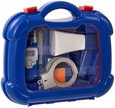 Rowan Police Play Case Kids Boys and Girls Pretend Play Toy product image