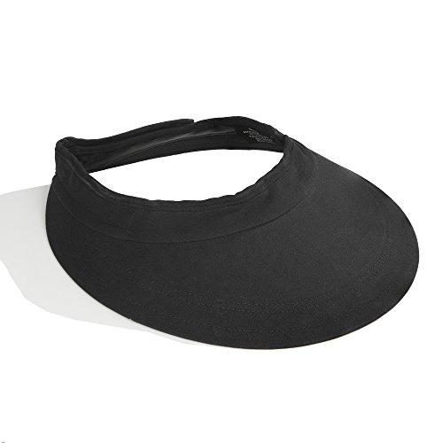 Equivisor Helmet Visor Black