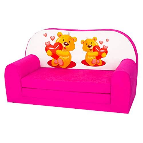 Stillerbursch Kindersofa Kindersessel Minisofa Klappsofa Kindercouch Kindermöbel Modell 6