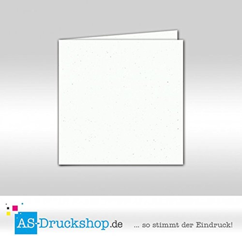 Faltkarte - Birch - Naturfarbe 50 Stück Quadratisch Quadratisch Quadratisch 155 x 155 mm B0794XMLNJ   | Um Sowohl Die Qualität Der Zähigkeit Und Härte  e9f575